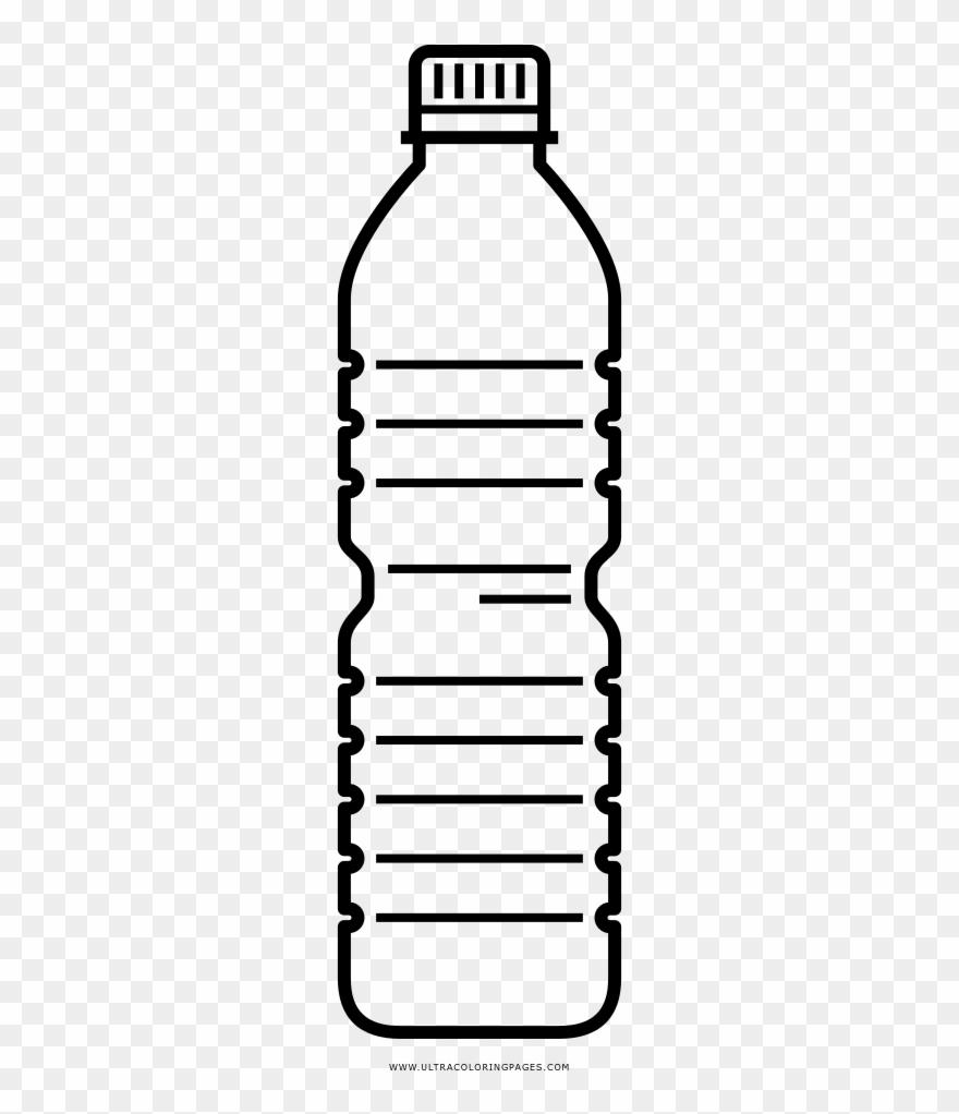 Water Plastic Bottle Transprent Free Stock - Plastic Water ...