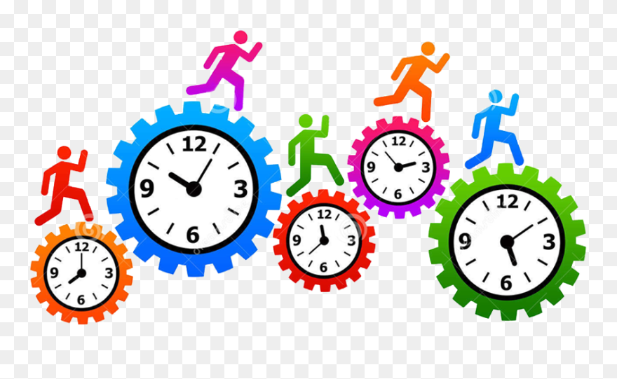 Transparent Background Time Management Clipart Png Download 5705535 Pinclipart