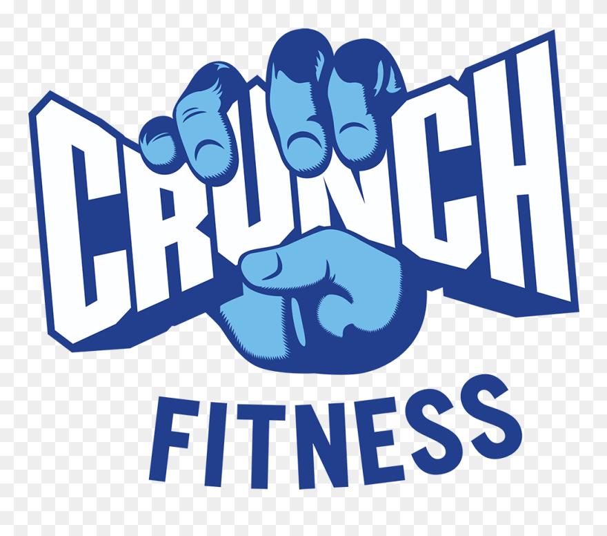 Crunch Fitness Crunch Fitness Logo Vector Clipart 5710950 Pinclipart