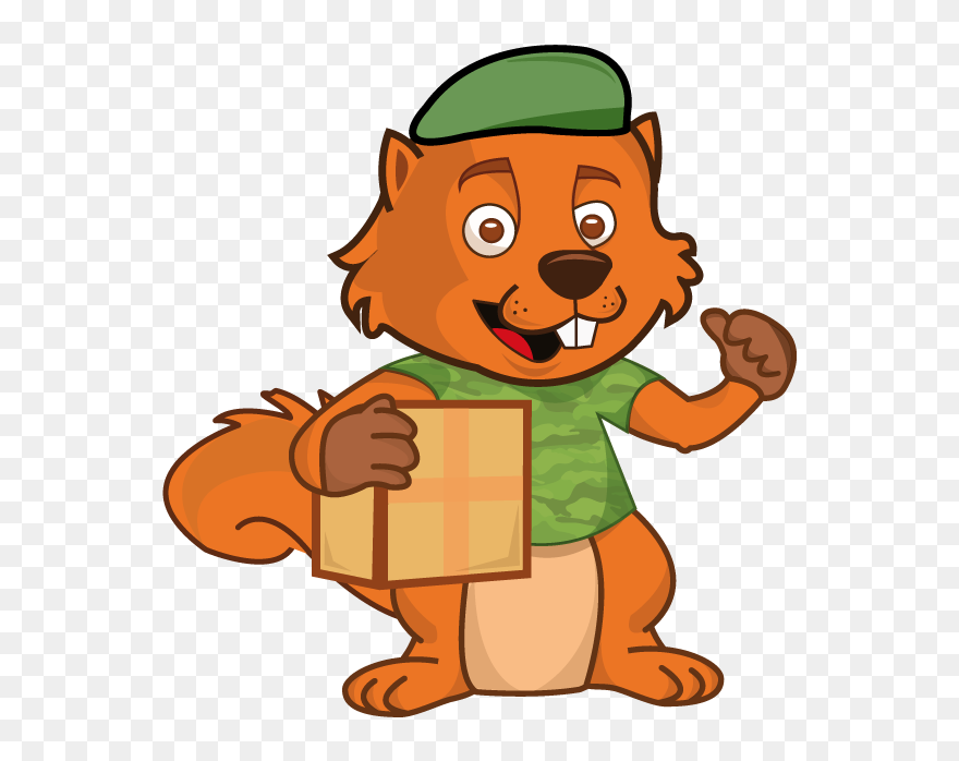Corporal Tunnel Profit Gopher Cartoon Clipart 5718160 Pinclipart