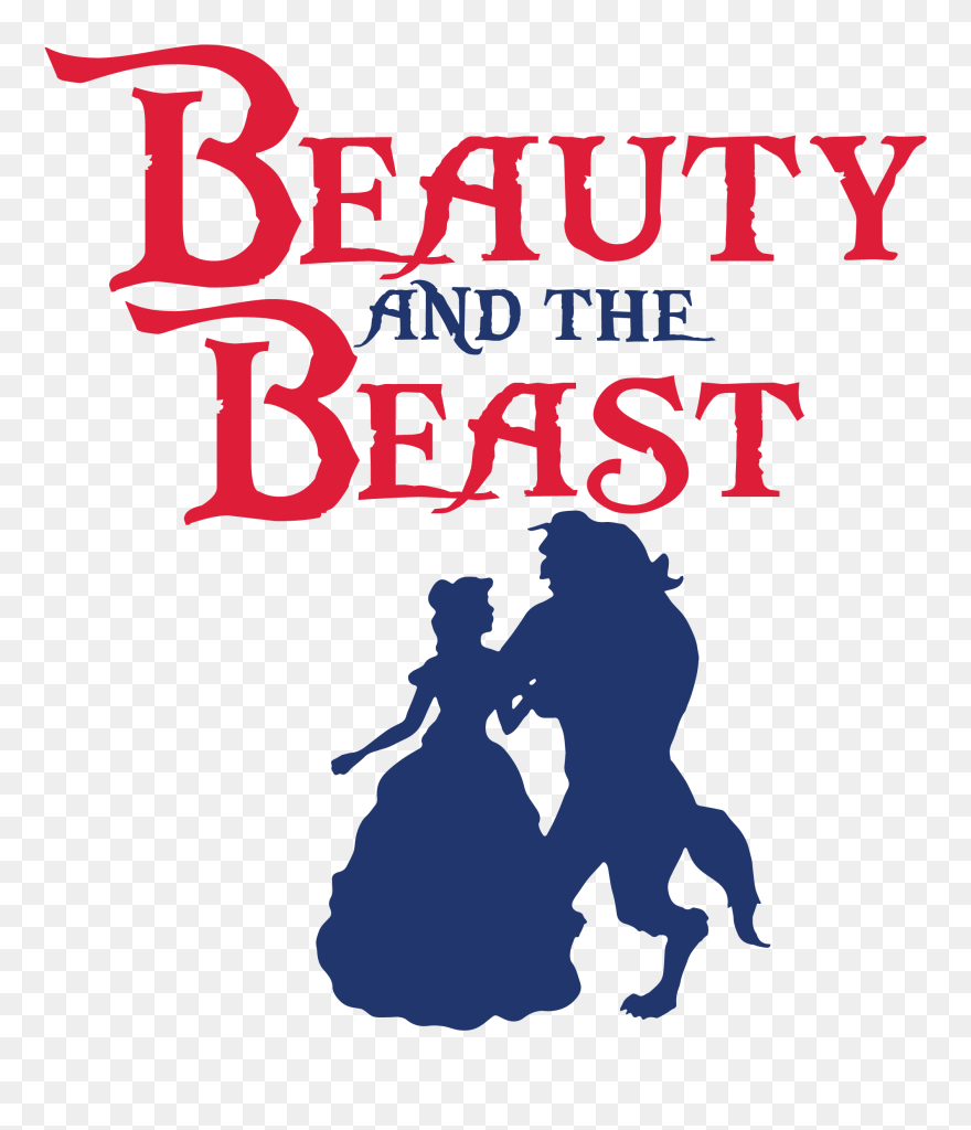 Belle And The Beast Clip Art - Beauty And The Beast Png Transparent Png -  Full Size Clipart (#51803) - PinClipart