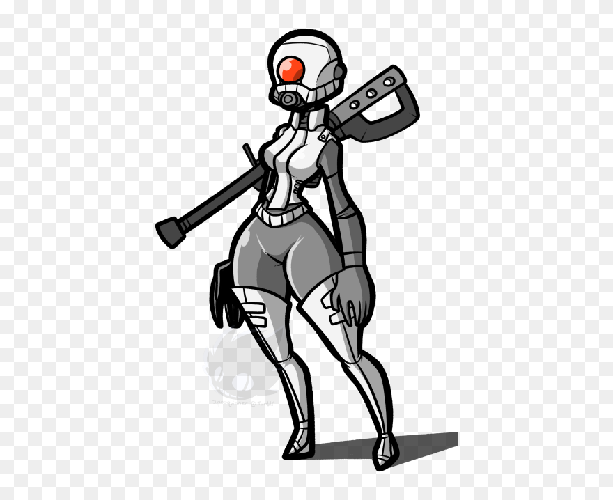 Collection Of Free Assassin Drawing Call Duty Download Half Life Female Combine Clipart 5731382 Pinclipart