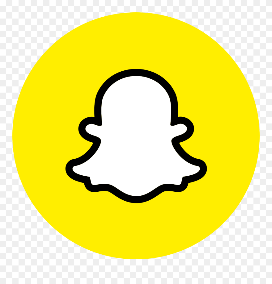 Clip Art Snapchat Logo Png Download 5737812 Pinclipart