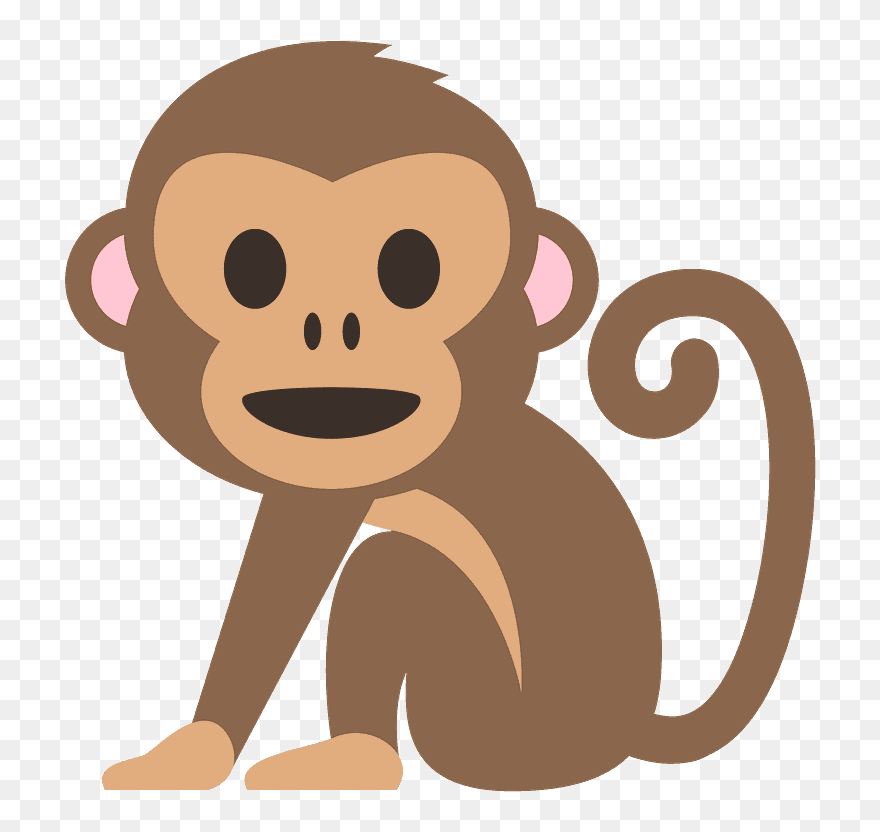 Affe Clipart Monkey Face Cartoon Png Download 5750560 Pinclipart