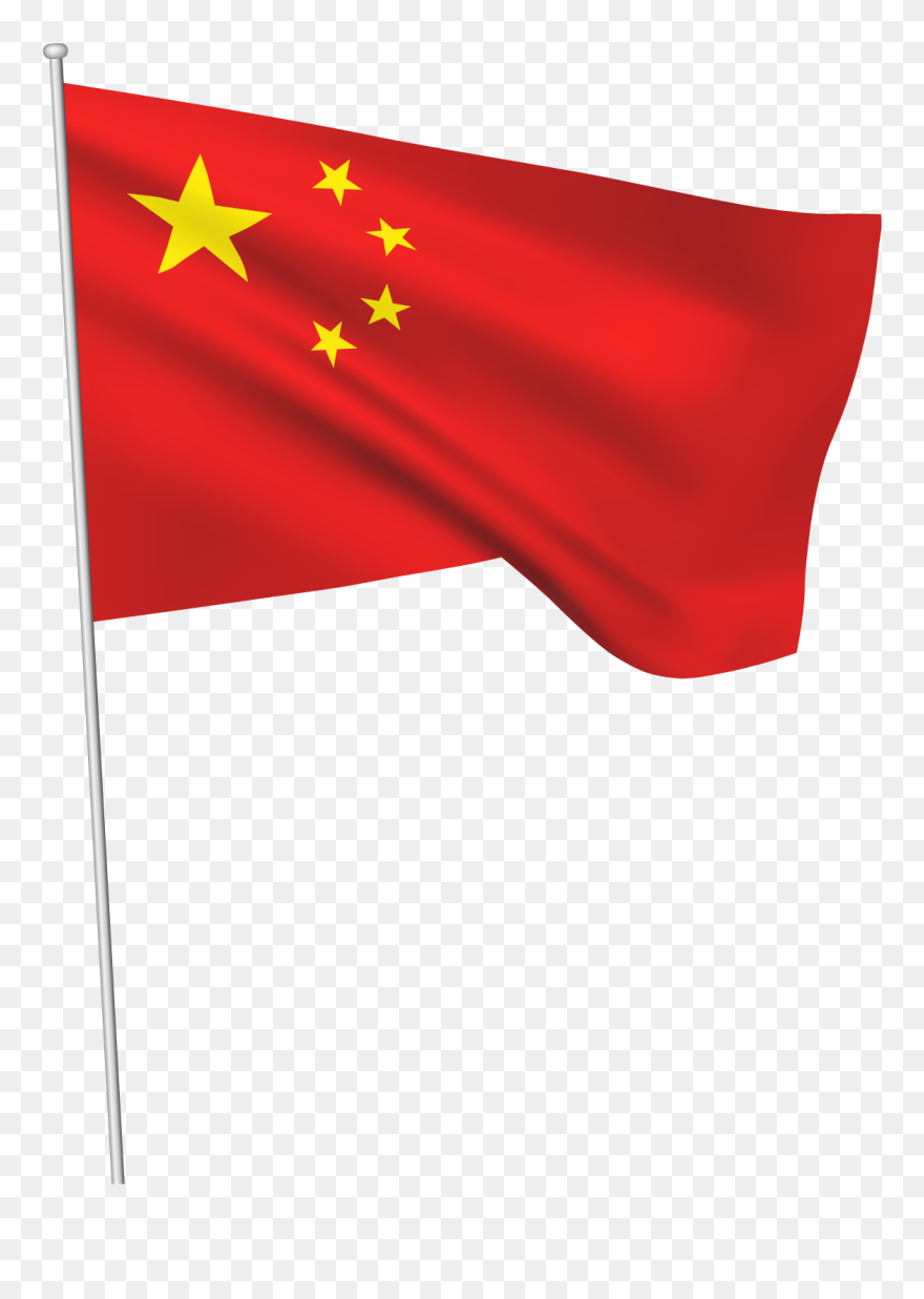 Flag Of China Flag Of China National Flag Red Flag Transparent Chinese Flag Png Clipart 5758666 Pinclipart