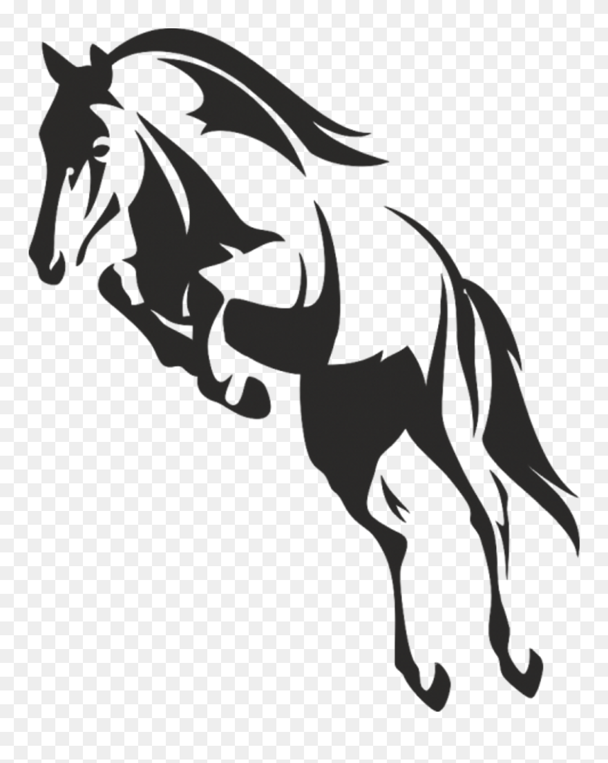 Horse Vector Free   AI, SVG and EPS