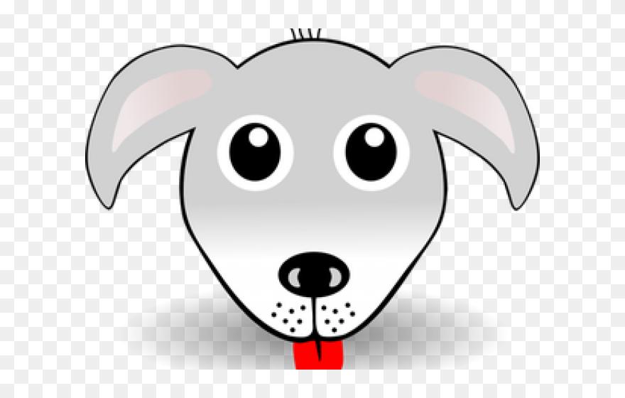 Funny Face Cartoon Cartoon Dog Face Clipart 5766908 Pinclipart
