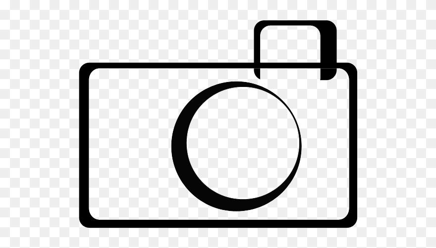 Photography Logo Camera Clip Art Photography Camera Logo Transparent Png Download 5770256 Pinclipart