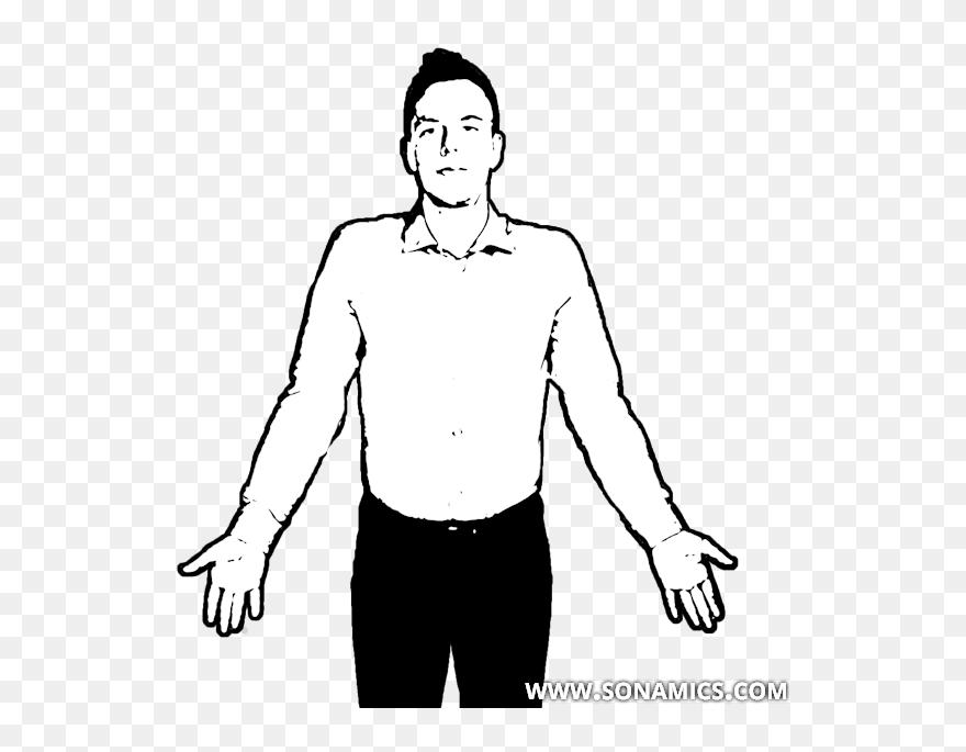 Language open body Body Language
