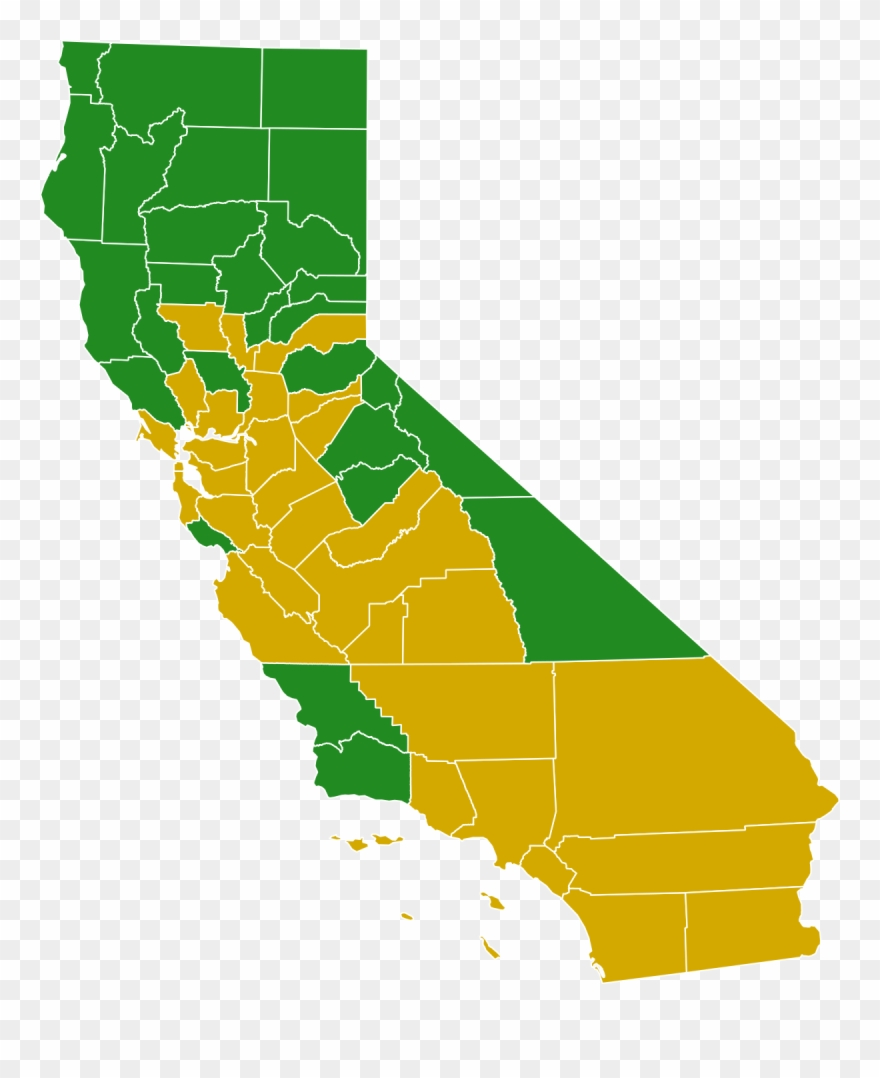 Map Of California Election Results.California Democratic Primary California County Election Results