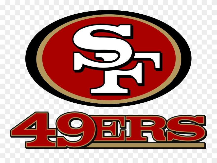 San Francisco 49ers Logo Png Transparent Svg Vector San Francisco 49ers Logo Png Clipart 585465 Pinclipart