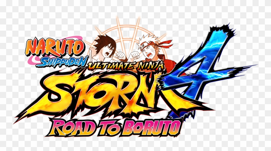 Naruto Shippuden Ultimate Ninja Storm 4 Road To Boruto Naruto Shippuden Ultimate Ninja Storm 4 Road Clipart 586852 Pinclipart