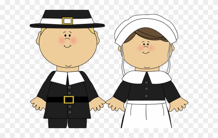Indians And Pilgrims Clipart