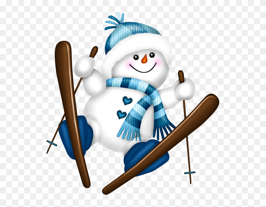 Download Cute Snowman Clipart Free Png Download 5800513 Pinclipart
