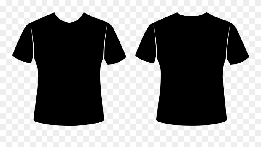 model vector t shirt baju hitam polos distro clipart 5810375 pinclipart model vector t shirt baju hitam polos