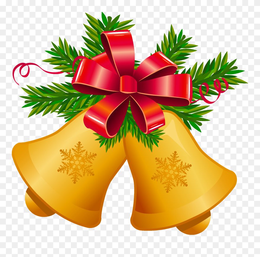 Christmas Jingle Bell Clip Art Christmas Bells Clip Art Png Transparent Png 5811163 Pinclipart