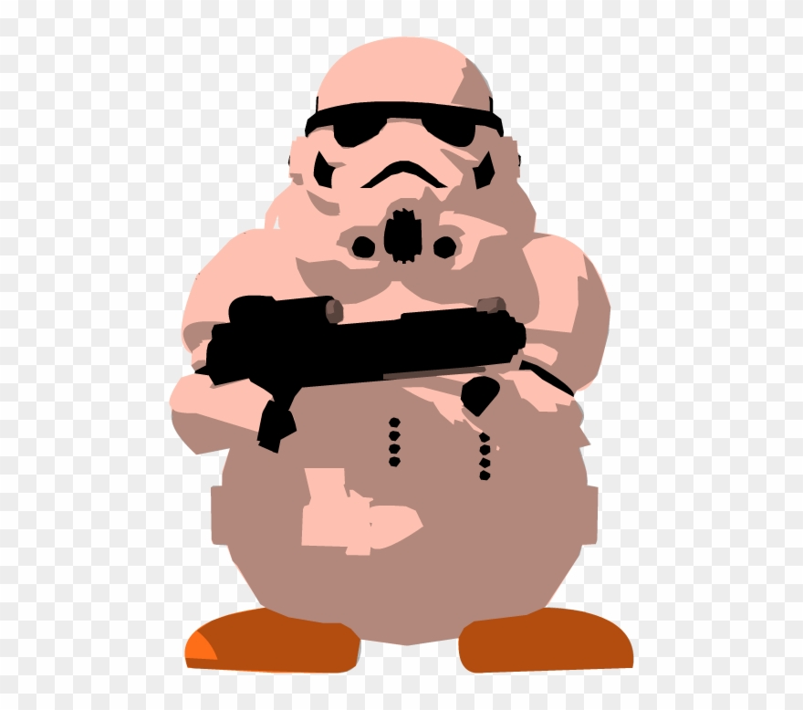 Star Wars Rebels Takeover Stormtrooper Sprite Stormtrooper Clipart