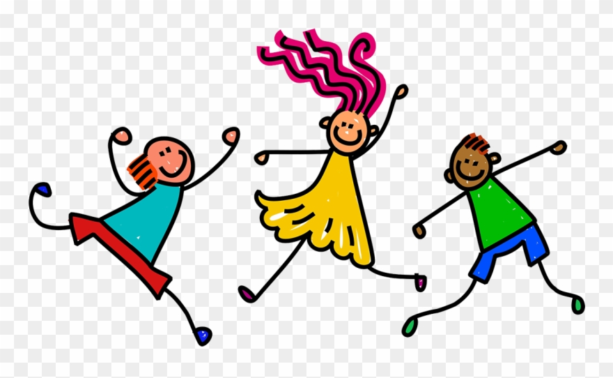 Moves Clipart Energetic Kid Move Your Body Cartoon Png Download 595380 Pinclipart