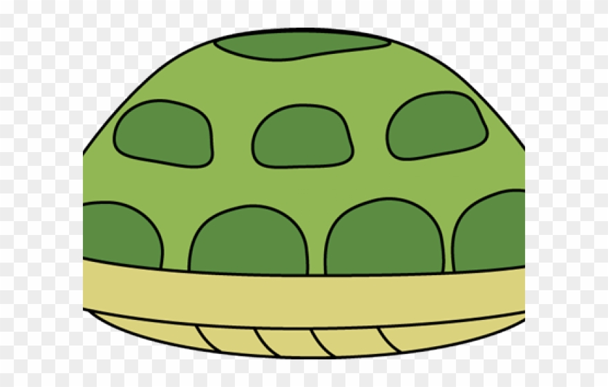 Turtle Hiding In Shell Clip Art Png Download 596860 Pinclipart