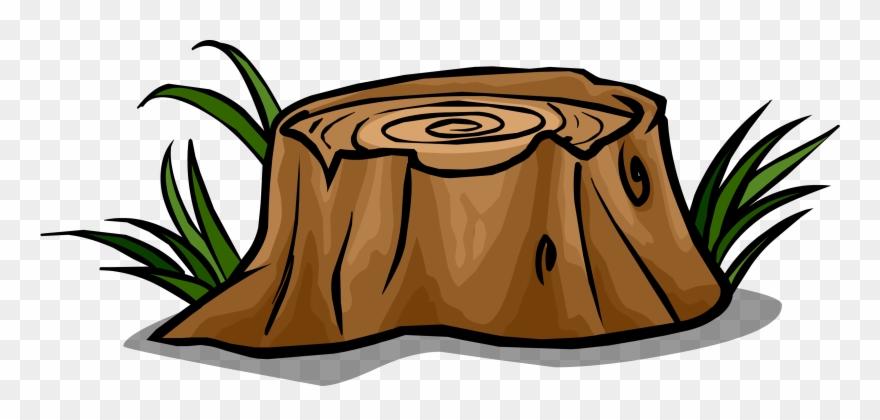 Png Free Transparent Cartoon Tree Stump Clipart 596997 Pinclipart