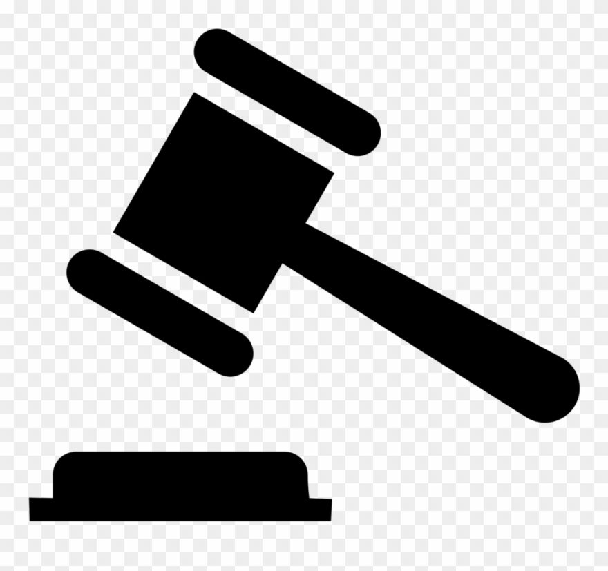 Auction Judge Rule Hammer Court Svg Png Icon Free Download ...