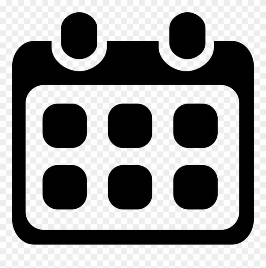 Calendar logo. Purple clipart computer icons