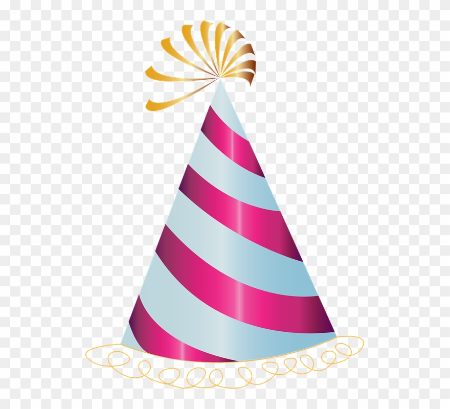 Birthday Hat Png Happy Party Free Vector