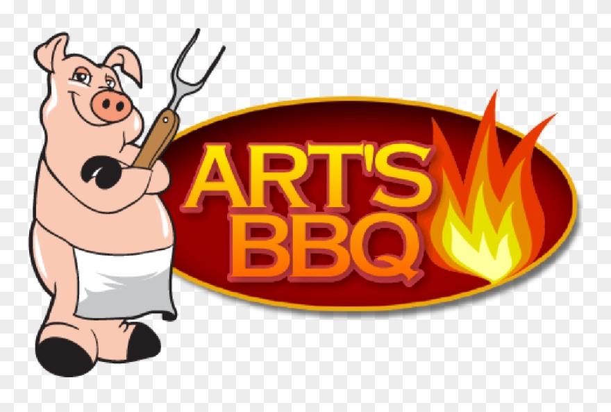 Art's Barbecue - Art's Bbq & Burgers Clipart