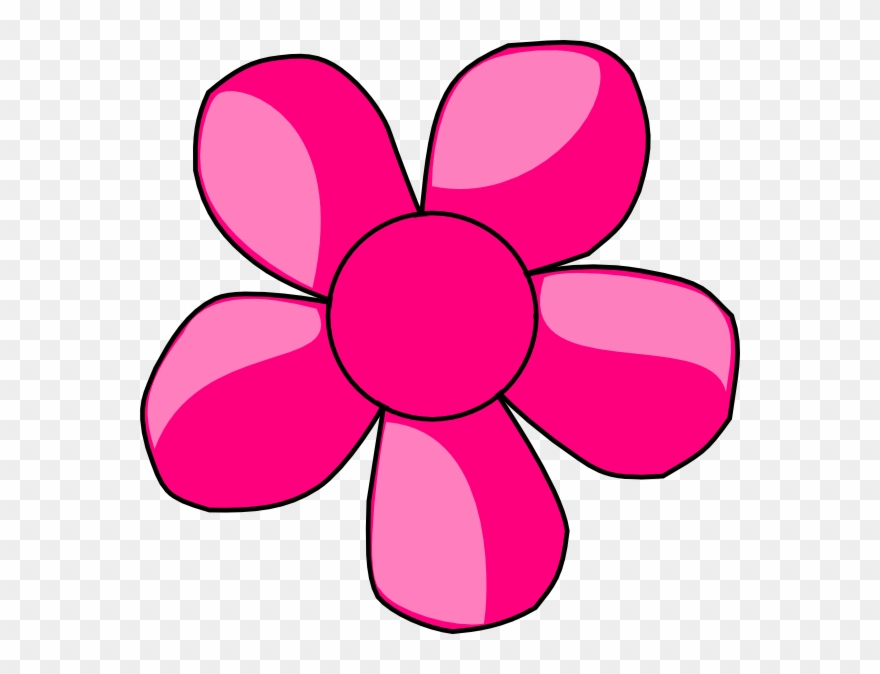 Clipart Info Clipart Flower Cartoon Png Transparent Png 63633