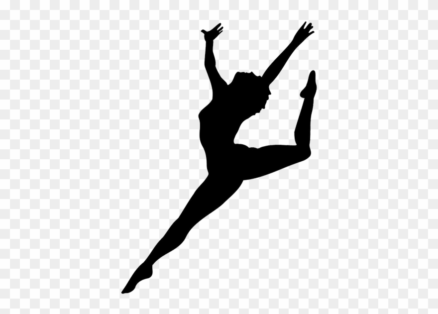 Silhouette At Getdrawings Com Free X Jde Jazz Silhouette Dance Png Clipart 64769 Pinclipart