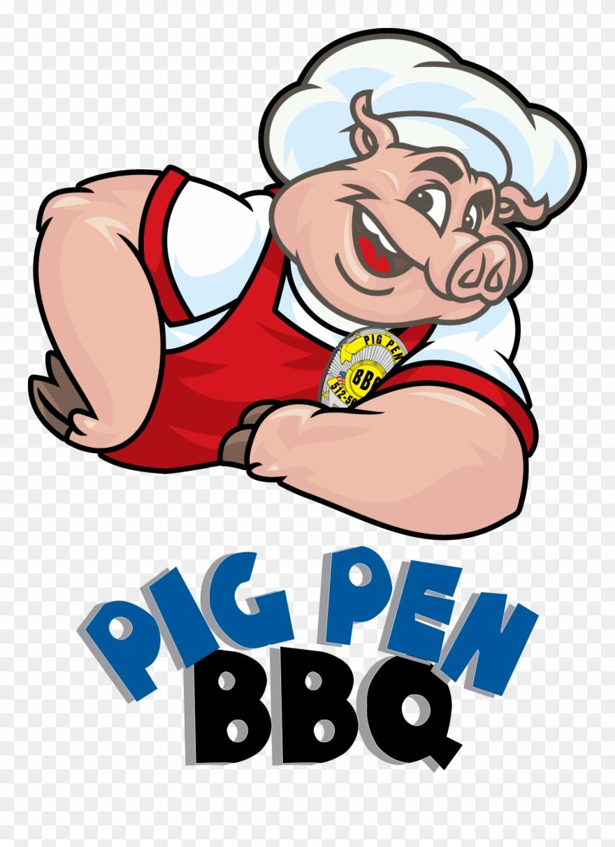 Pig bbq. Downunder clipart logo png