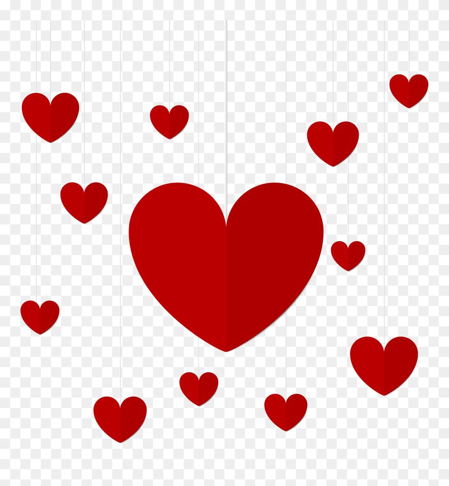 Love Hearts Clip Art