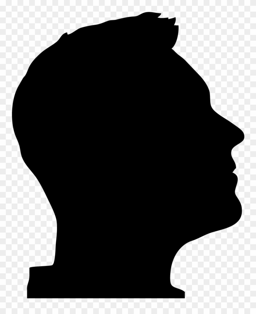7tambzmqc Man Silhouette Profile Clipart 66222 Pinclipart ✓ free for commercial use ✓ high quality images. man silhouette profile clipart