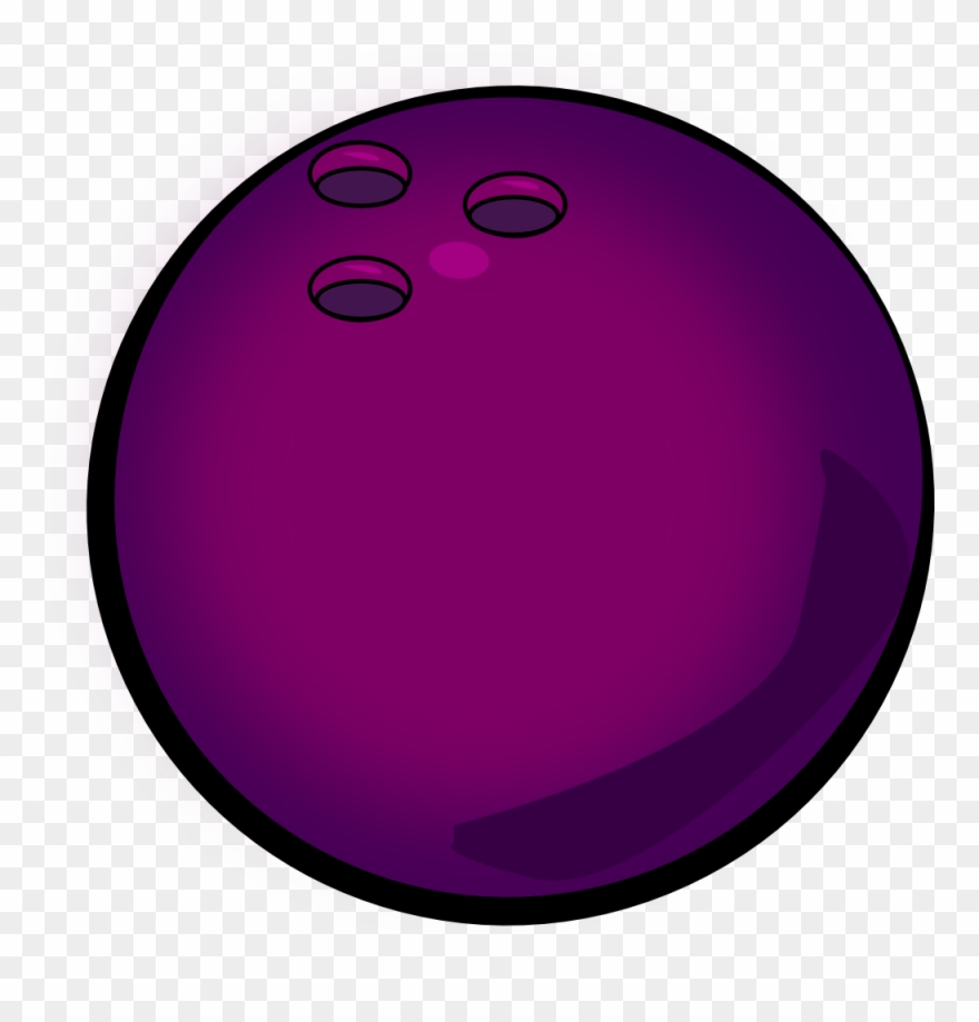 Bowling ball. Clipart transparent png