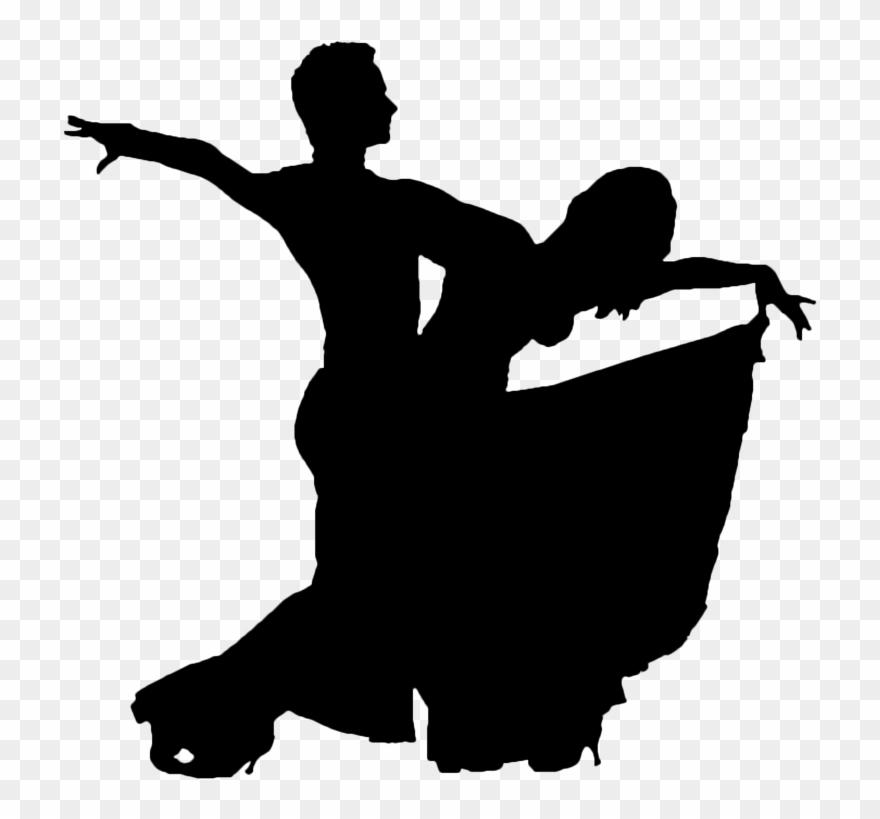 Dancer Clipart Dance Movement Ballroom Dancing