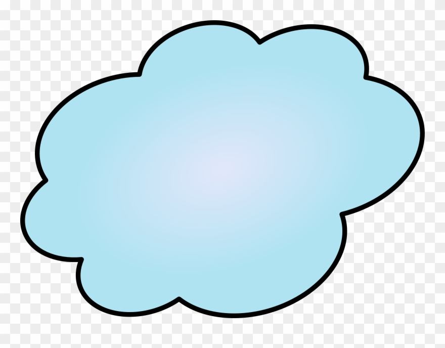 Jpg Free Download Cloud Clipart Smiley Face Png Download 69995