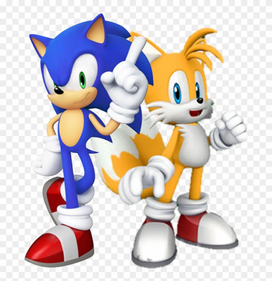 Sonic Clip Art Clipartioncom - Sonic The Hedgehog - Png Download
