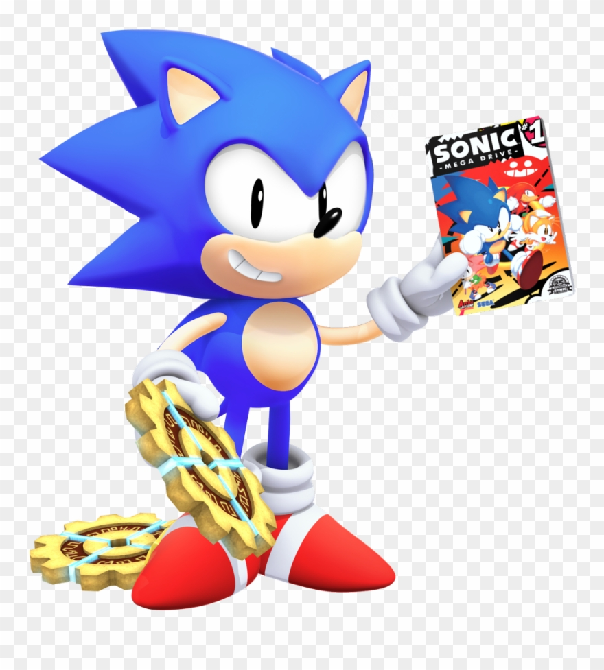 Classic Sonic 3D Adventure download