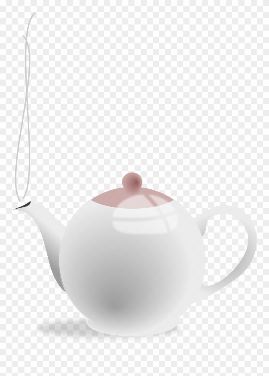 Cooking Pan Clipart Tea Kettle - Teapot - Png Download