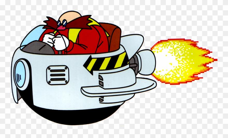 Sonic The Hedgehog Dr Robotnik Sonic 1 Clipart 615162