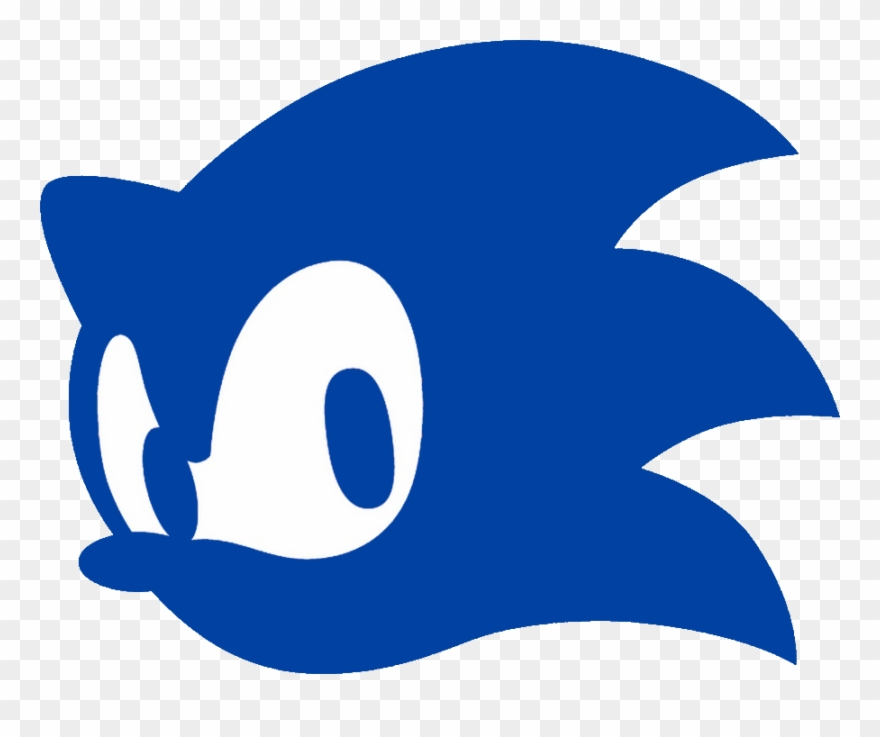 Sonic The Hedgehog Is A Best Selling Video Game Series Sonic Team Clipart 615291 Pinclipart