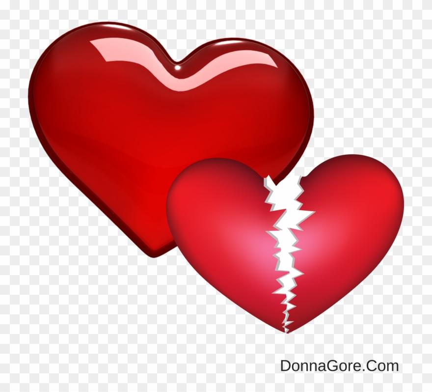 Fail Clipart Damaged Heart - Real Broken Heart - Png