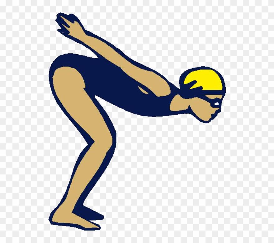 Ajcc Pool Swimming Dive Cartoon Clipart 625029 Pinclipart