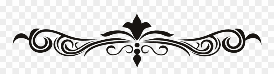 desain keren hiasan copy png ceker gendheng black white border design clipart 625153 pinclipart desain keren hiasan copy png ceker