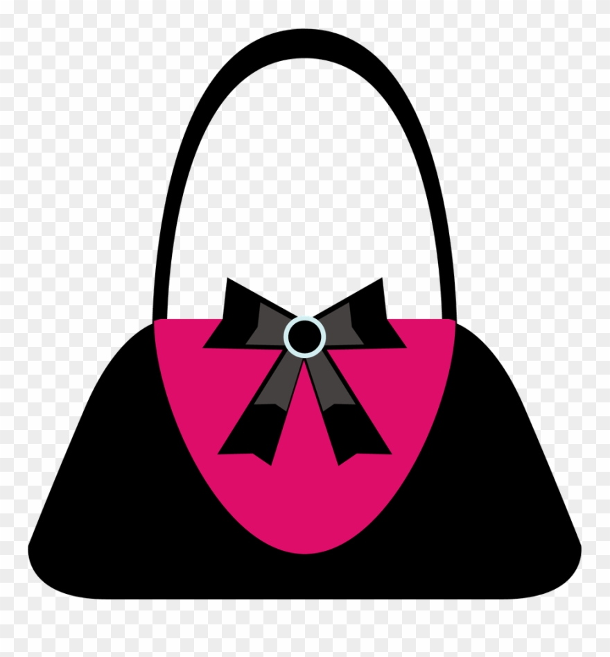 7a0ac785103 Say Hello - Silhouette Prom Purse Clipart - Png Download ( 628733 ...