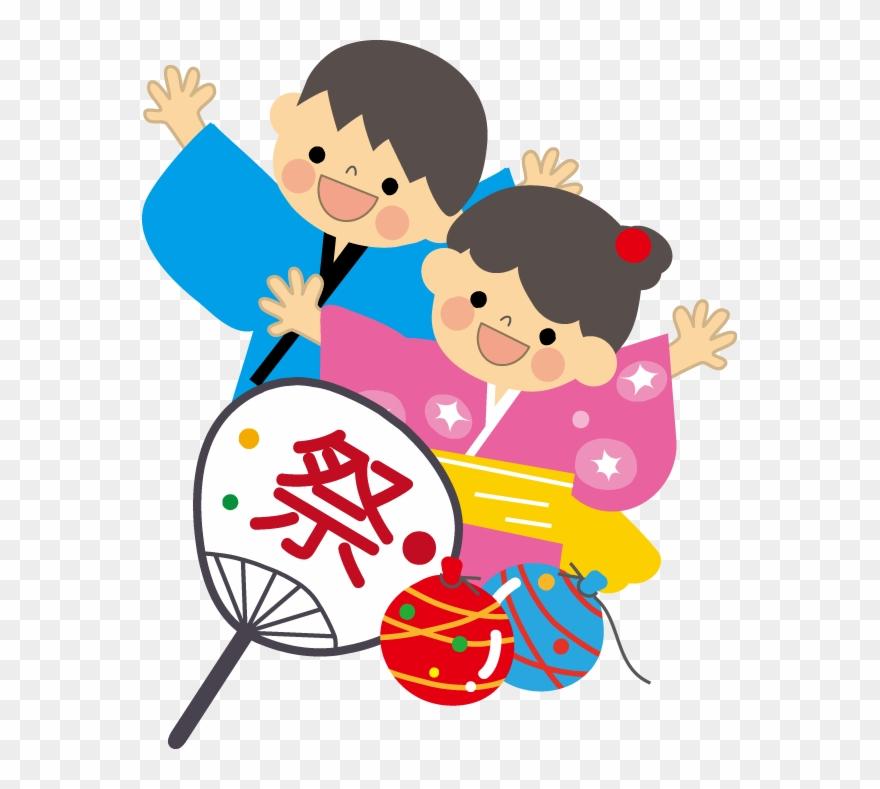 Download 夏 祭り イラスト 無料 Clipart Bon Odori 夏祭り Festival