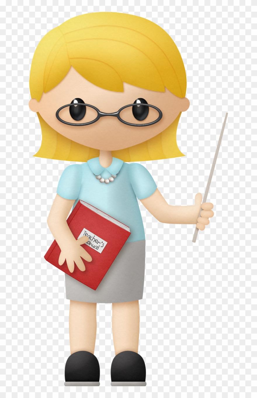 Yandeks Fotki Clipart School Teacher Teacher Png Download