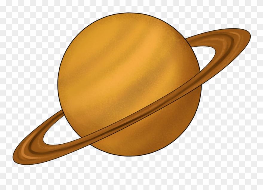 Jupiter Clip Art - Saturn Planet Clipart - Png Download ...