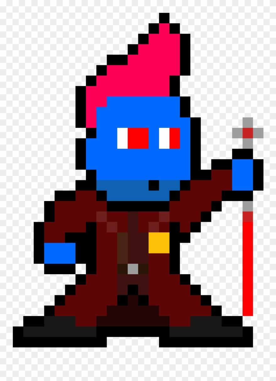 Yondu Sprite By Bentocore2000 Pixel Art Guardianes De La