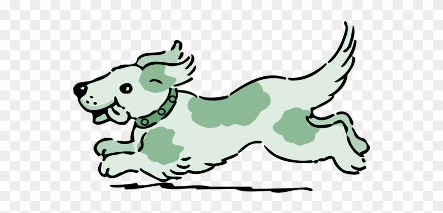 Dog News Here S Your Dog News Cartoon Dog Running Gif Clipart 650657 Pinclipart